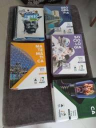 Livros poliedro segundo ano