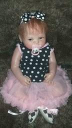 Bebê reborn (boneca realista)