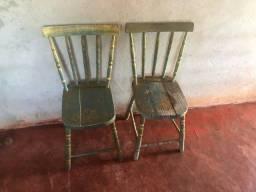 Cadeira madeira xerife