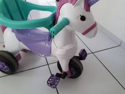 Carrinho Triciclo de Passeio para Bebê