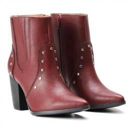 Bota Ankle Boot Feminina Via Marte 196002