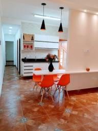 Casa à venda com 3 dormitórios em Maracanã, Praia grande cod:LIV-17247