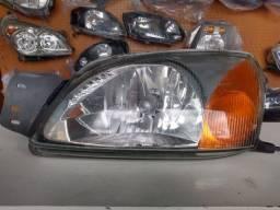 Farol Ford Fiesta Courier 2000 à 2010 Original