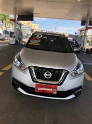 Nissan kicks 2018 1.6 16v flexstart sv 4p xtronic