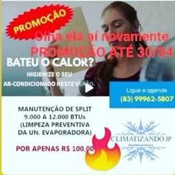 PROMOÇÃO 100,00