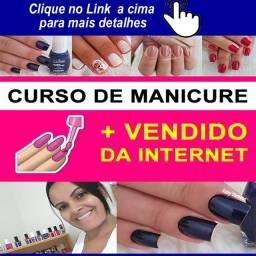 Curso de Manicure e Pedicure Faby Cardoso