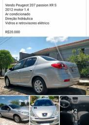Carro Peugeot 207