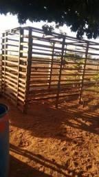 Troco gaiola boiadeira por bezerra