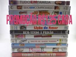 Dvds /filmes Usados E Originais 1,25 Cada