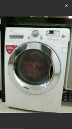 Lava e seca LG 8,7 kg perfeita revisada com garantia entrega gratuita !!
