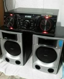 Mini System LG CM8350 Bluetooth