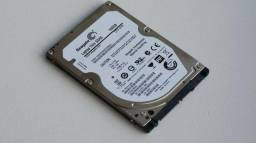 Hd de notebook seagate 500gb serve para pc, e playstation R$99,00. what 97274797