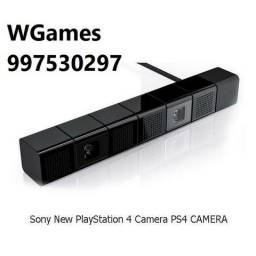 Playstation Câmera Ps4 nova. Ligue ou Whats 997530297