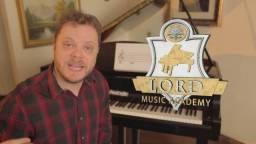 Curso Piano para Iniciantes do Prof. Lord