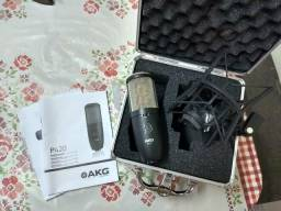 Microfone Condensador AKG P420