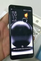 "Asus Zenfone Max Plus M1 - Top 32gb 3de ram - Desbloqueio Facial e Tela Infinita 5,7"""