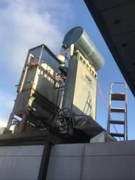 Máquina de gelo Escama 3T