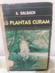 As plantas curam