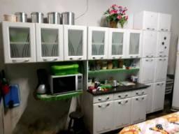 Armário de cozinha em aço