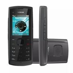 Celular Nokia x1 Com Mp3, Rádio FM, Lanterna e Etc