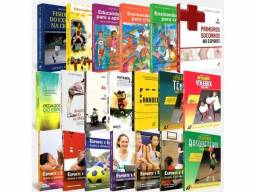 Coleção de livros de Educação Fisica