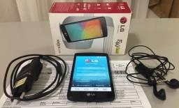 LG F60 Dual Chip 3G na garantia de fábrica