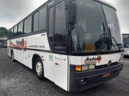 Ônibus GV1000 M.Benz OH1621 42 lugares com ar de teto e calefação - 1998