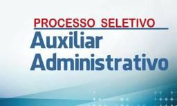 Vaga para Auxiliar Administrativo setor de Encomendas