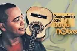 Curso Online de cavaquinho com Dudu Nobre - leia descrição