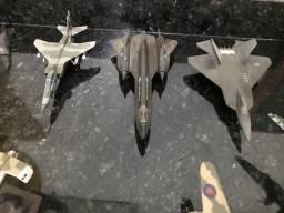 Maquete aviões de guerra 1:72