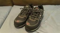 Sapato de segurança importado LARNMERN N°43