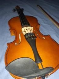 Violino-troco por teclado- acrescento dinheiro