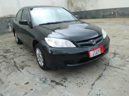 Honda Civic LX Manual - Completo - 2004 - 2004