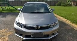Honda Civic LXR 2.0 (2014) automático com apenas 49.000 Km - 2014