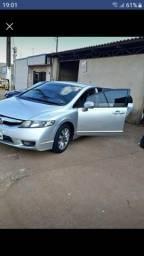Honda New Civic LXL 1.8 Flex 4p Aut - 2011