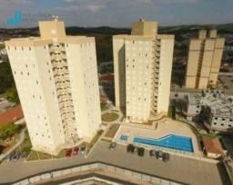 Apartamento com 3 dormitórios à venda, 62 m² por R$ 265.000 - Mogi Moderno - Mogi das Cruz