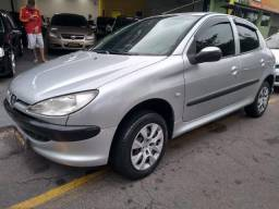 Peugeot 206 1.6 Completo - 2005