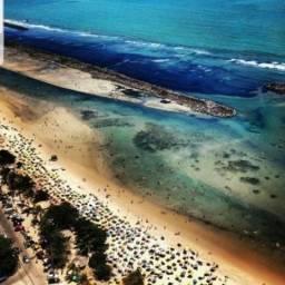 Apto mobiliado na beira mar de Olinda
