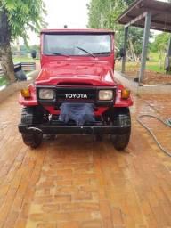 Toyota Bandeirantes - 1989