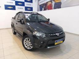 FIAT STRADA 1.8 MPI ADVENTURE CD 16V FLEX 3P MANUAL. - 2016