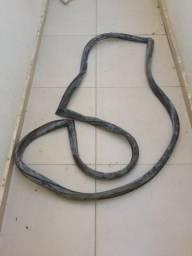 Borracha de parabrisa de onibus dianteiro lado esquerdo nova