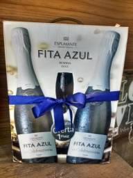 Kit Espumante + Taça