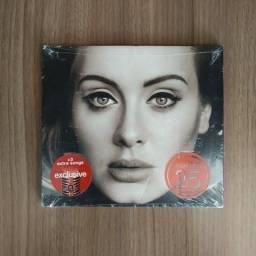 CD Adele : 25 Target Exclusive +3 Bônus / Lacrado comprar usado  São Paulo