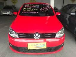 Vw - Volkswagen Fox 1.0 Vermelho - 2010
