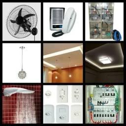 Eletricista profissional Residêncial e Predial