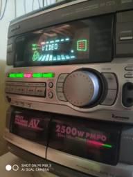 Mini System aiwa.NSX-AV96
