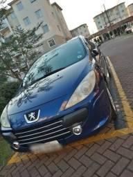 Vendo Peugeot 307 Sedan 2.0 com GNV última geração- Automático e completo - 2007