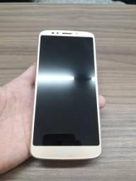 Motorola Moto G6. Passo no cartão