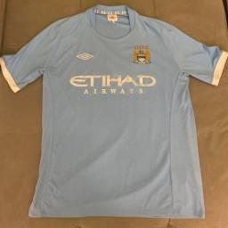 Camisa Manchester City 10/11