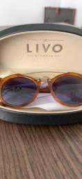 Oculos de Sol - Livo - Acompanha Caixa!